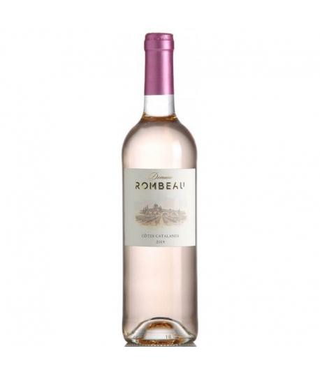Vin De Pays Rosé - Domaine de Rombeau