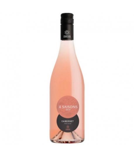 Vin Quatre Saisons Cabernet-Rosé - Les Vignerons Catalans