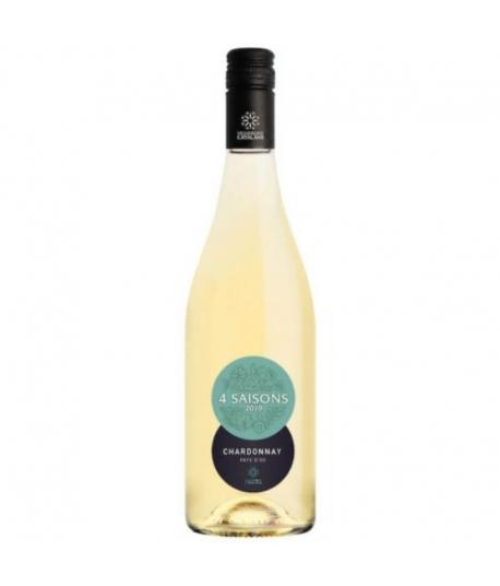 Vin Quatre Saisons Chardonnay - VIGNERONS CATALANS