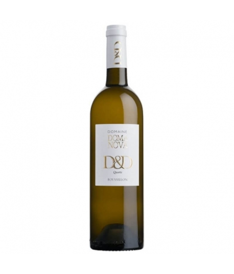 "Vin Blanc Domaine Doma Nova ""Quartz"" - Les Vignerons Catalans"