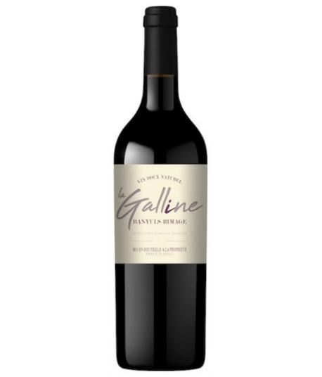 Vin Cuvée La Galline Rouge - VIGNERONS CATALANS