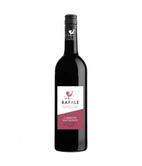 Vin Rouge Rafale Cabernet-Sauvignon - Les Vignerons Catalans