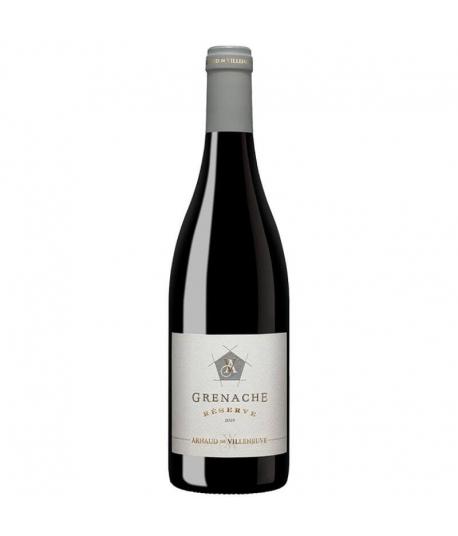 Vin Rouge Grenache Réserve - Arnaud De Villeneuve
