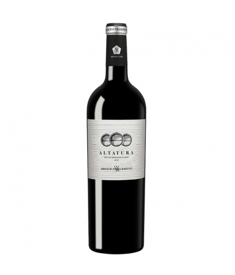 Vin ALTATURA Grand Terroir - ARNAUD DE VILLENEUVE