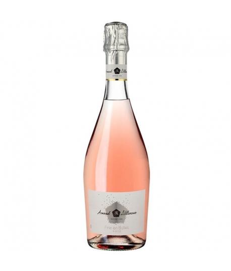 Fine en Bulles rosé - Arnaud de Villeneuve