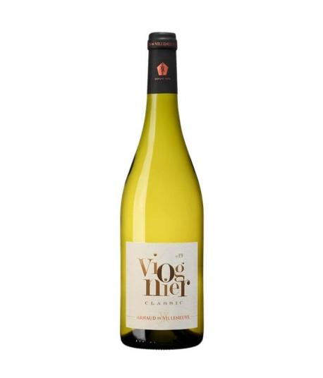 Vin Viognier - Arnaud De Villeneuve