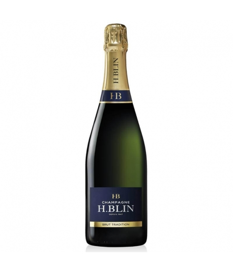 Champagne Brut Tradition - H.BLIN