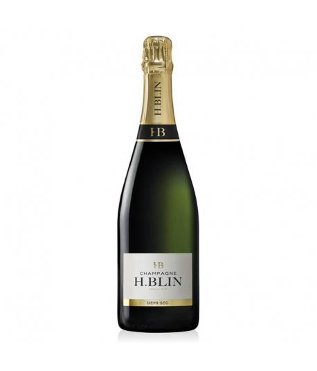 Champagne Demi Sec - H.BLIN