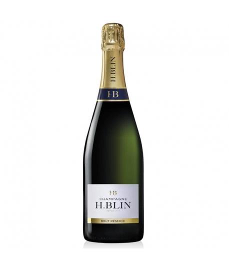 Champagne Brut Réserve - H.BLIN