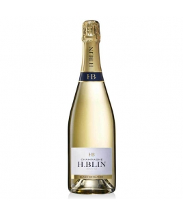 Champagne Blanc de Blancs - H.BLIN