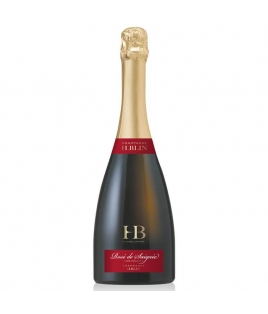 Champagne Rose de Saignée 100% Meunier - H.BLIN