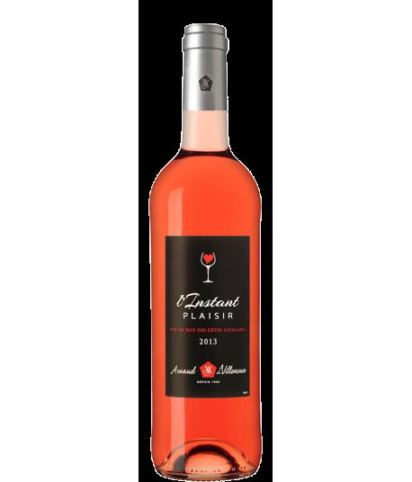 Vin instant Plaisir Rosé - ARNAUD DE VILLENEUVE