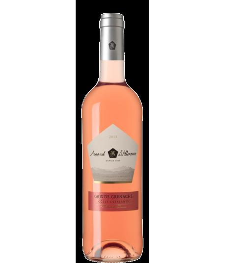 Vin Gris de Grenache - ARNAUD DE VILLENEUVE