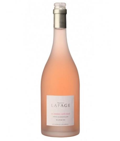 Vin GRANDE CUVÉE ROSÉ - Domaine LAFAGE