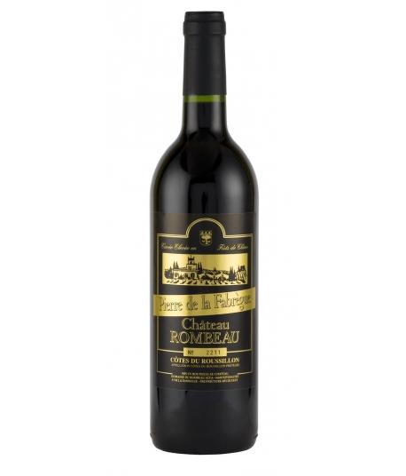Vin Cuvée Pierre de la Fabrègue - DOMAINE ROMBEAU