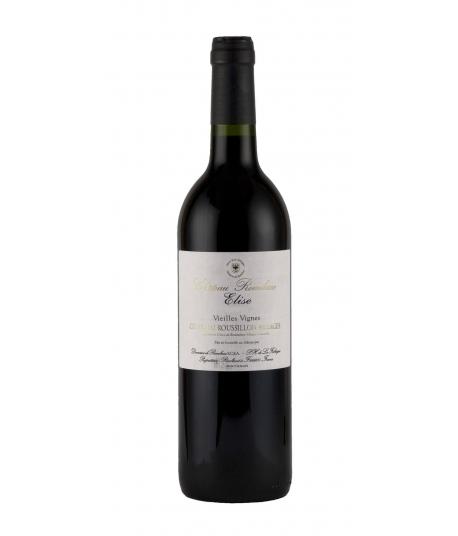 Vin Côtes du Roussillon Villages Cuvée Elise - DOMAINE ROMBEAU