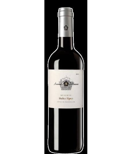 Vin Vieilles Vignes Rouge - ARNAUD DE VILLENEUVE