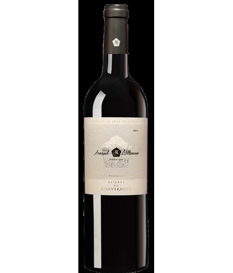 Vin Réserve du Gouverneur - ARNAUD DE VILLENEUVE