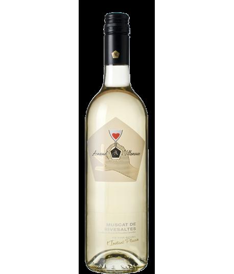 Vin Muscat de Rivesaltes Instant Plaisir - ARNAUD DE VILLENEUVE