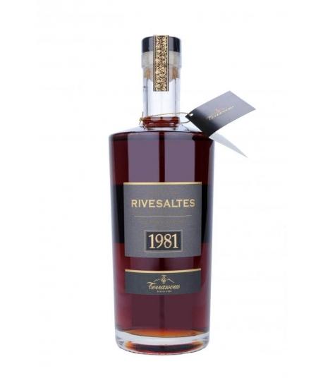 """Vin Rivesaltes Le """"1981"""" - TERRASSOUS"""