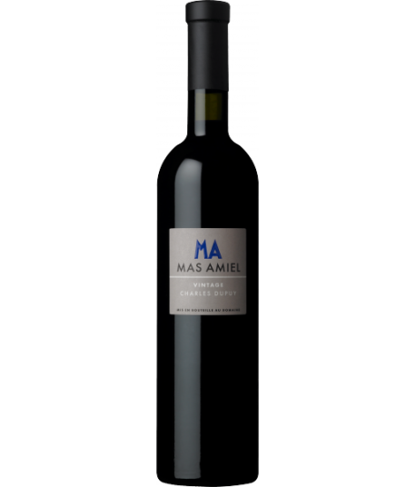 Vin Vintage Charles Dupuy - Mas Amiel