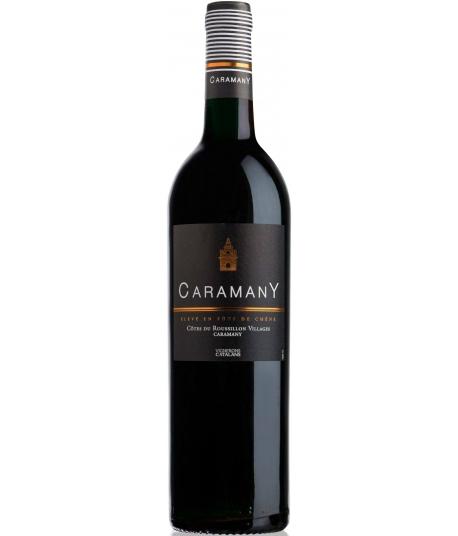 Vin Caramany Fûts de Chêne - VIGNERONS CATALANS