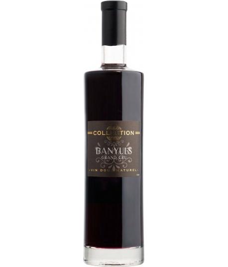 Vin Collection Banyuls Grand Cru 50 cl - VIGNERONS CATALANS