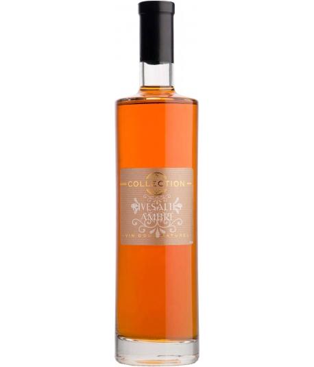 Vin Collection Rivesaltes Ambré 50 cl - VIGNERONS CATALANS