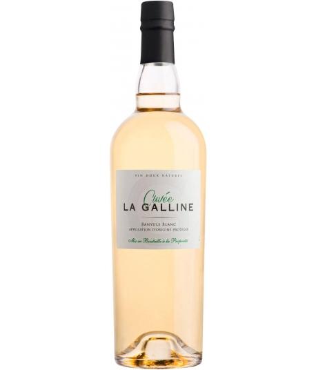 Vin Cuvée La Galline Blanc - VIGNERONS CATALANS