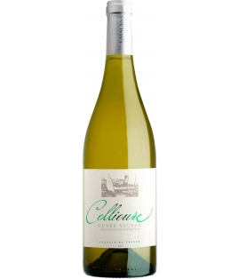 Vin Cuvée Vauban Blanc - Les Vignerons Catalans
