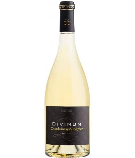 Vin Divinum Chardonnay Blanc - VIGNERONS CATALANS