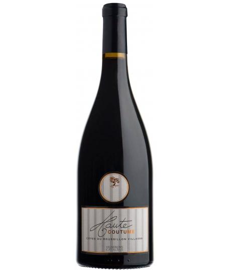 Vin Haute Coutume Côtes du Roussillon Villages - VIGNERONS CATALANS