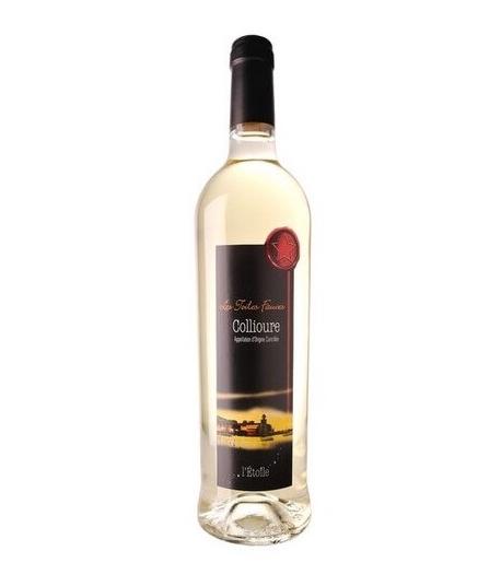 Vin Les Trois Fauves Blanc - Banyuls L'Etoile
