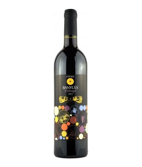 Vin Banyuls Rimage Seb - Banyuls L'Etoile