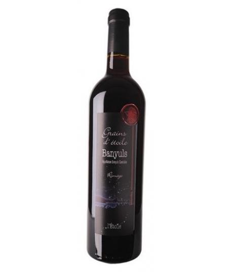 Vin Banyuls Rimage Grain d'Etoile - Banyuls L'Etoile