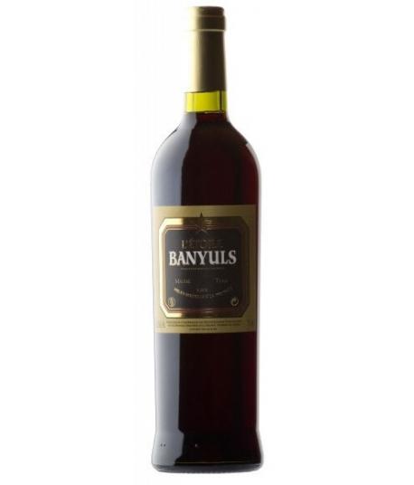 Vin Banyuls Macéré Tuilé Grand Cru - Banyuls L'Etoile