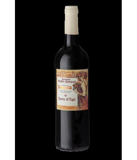 Vin Banyuls Hors d'Age - PIETRI GERAUD