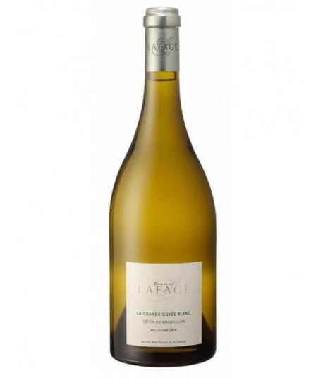 Vin Blanc Grande Cuvée  - Domaine Lafage