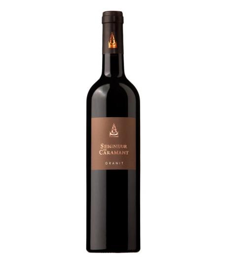 Vin Rouge  Seigneur de Caramany Granit