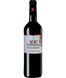 Vin Côtes du Roussillon Rouge Roc du Gouverneur - Arnaud de Villeneuve