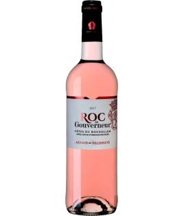 Vin Côtes du Roussillon Rosé Roc du Gouverneur - Arnaud de Villeneuve