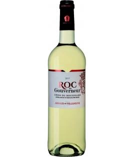 Vin Côtes du Roussillon Blanc Roc du Gouverneur - Arnaud de Villeneuve