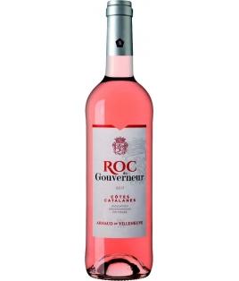 Vin Côtes Catalanes Rosé Roc du Gouverneur - Arnaud de Villeneuve