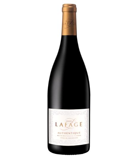 Vin Rouge Authentique  - Domaine LAFAGE