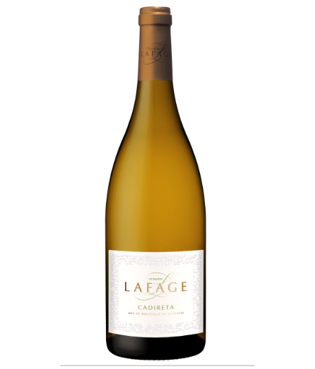 Vin Blanc Cadireta - Domaine LAFAGE