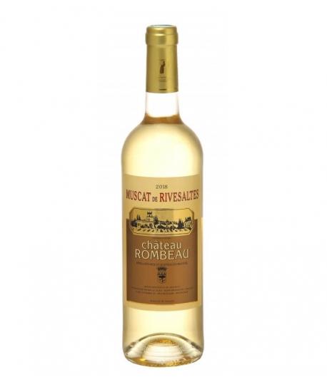 Vin Muscat de Rivesaltes - DOMAINE ROMBEAU