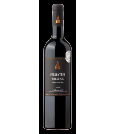 Vin Rouge  Presbytere Prestige Les Vignerons de Caramany
