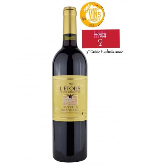 Vin Banyuls Grand Cru Cuvée Réservée 1993 - Banyuls L'Etoile