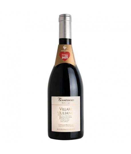Vin Rouge Villaré Juliani  - Terrassous