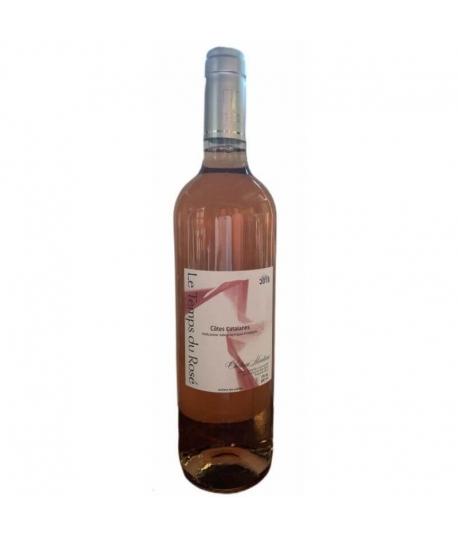 Vin Le Temps du Rosé - DOMAINE MONTANA